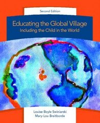 Educating the Global Village 2nd Edition 9780130981769 0130981761