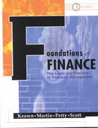 Foundations of Finance 3rd edition 9780130423313 0130423319