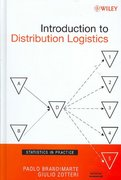 Introduction to Distribution Logistics 1st edition 9780471750444 0471750441