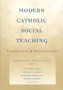 Modern Catholic Social Teaching 0 9781589010536 1589010531