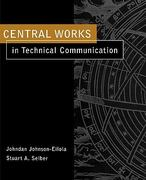 Central Works in Technical Communication 1st Edition 9780195157055 0195157052