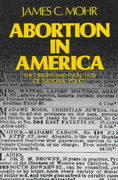 Abortion in America 0 9780195026160 0195026160