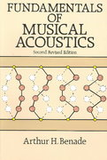 Fundamentals of Musical Acoustics 2nd Edition 9780486264844 048626484X
