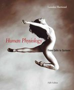 Human Physiology 5th edition 9780534395018 0534395015