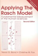 Applying the Rasch Model 2nd edition 9780805854626 0805854622