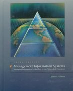 Management Informations Systems 3rd edition 9780256173543 0256173540