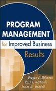 Program Management for Improved Business Results 1st edition 9780471783541 0471783544