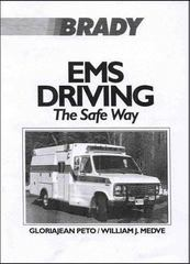 EMS Driving 1st edition 9780893038281 0893038288