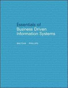 Essentials of Business Driven Information Systems 1st edition 9780073376721 0073376728
