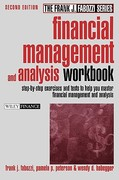 Financial Management and Analysis Workbook 2nd edition 9780471477617 0471477613