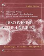 Observing Projects Using Starry Night Enthusiast 4th edition 9781429218665 1429218665