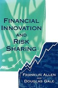 Financial Innovation and Risk Sharing 0 9780262514651 0262514656