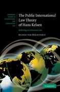 The Public International Law Theory of Hans Kelsen 0 9780521516181 0521516188