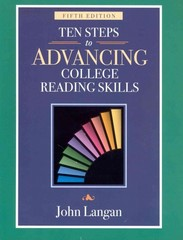 Ten Steps to Advancing College Reading Skills 5th Edition 9781591942917 1591942918