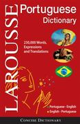 Larousse Concise Portuguese-English/English-Portuguese Dictionary 1st Edition 9782035410399 2035410398