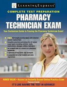 Pharmacy Technician Exam 1st Edition 9781576852835 1576852830