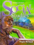 Harcourt Social Studies 1st Edition 9780153858833 0153858834