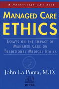 Managed Care Ethics 1st edition 9781578260126 1578260124