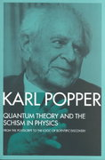 Quantum Theory and the Schism in Physics 0 9780415091121 0415091128