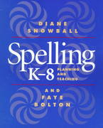 Spelling K-8 1st edition 9781571100740 1571100741