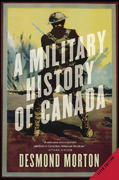 A Military History of Canada 5th edition 9780771064814 0771064810