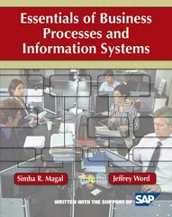Essentials of Business Processes and Information Systems 1st Edition 9780470586402 0470586400