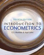 Introduction to Econometrics 4th edition 9780470015124 0470015128