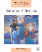 Stress and Trauma 1st Edition 9781317821939 1317821939