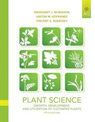Plant Science 5th Edition 9780135014073 0135014077