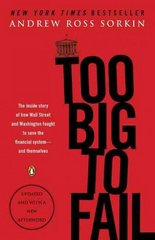 Too Big to Fail 1st Edition 9780143118244 0143118242