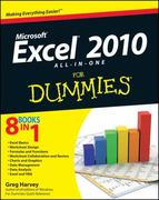 Excel 2010 All-in-One For Dummies 1st Edition 9780470489598 0470489596