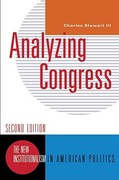 Analyzing Congress 2nd Edition 9780393935066 039393506X