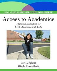 Access to Academics 1st Edition 9780138156763 013815676X