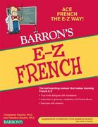 E-Z French 5th Edition 9780764144554 0764144553