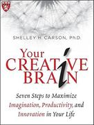 Your Creative Brain 1st Edition 9780470547632 0470547634