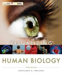 Visualizing Human Biology 3rd edition 9780470569191 0470569190