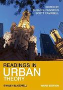 Readings in Urban Theory 3rd edition 9781444330816 1444330810