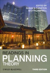 Readings in Planning Theory 3rd Edition 9781444330809 1444330802