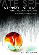 A Private Sphere 1st edition 9780745645247 0745645240