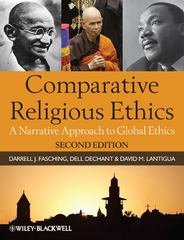 Comparative Religious Ethics 2nd Edition 9781444331332 1444331337