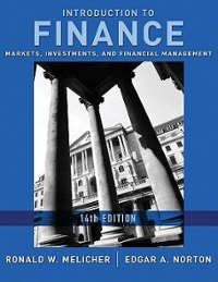 Introduction to Finance 14th edition 9780470561072 0470561076