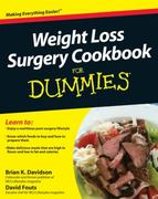Weight Loss Surgery Cookbook For Dummies 1st edition 9780470640180 0470640189