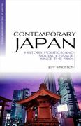 Contemporary Japan 1st edition 9781405191944 1405191945