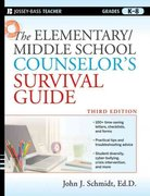 The Elementary / Middle School Counselor's Survival Guide 3rd Edition 9780470560853 0470560851