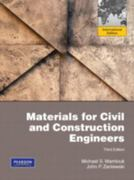 Materials for Civil and Construction Engineers 3rd edition 9780138009564 0138009562