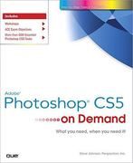 Adobe Photoshop CS5 on Demand 1st edition 9780789744470 0789744473