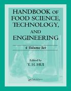 Handbook of Food Science, Technology, and Engineering - 4 Volume Set 0 9781420058802 1420058800