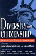 Diversity and Citizenship 0 9780847680924 0847680924