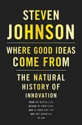 Where Good Ideas Come From 1st Edition 9781594487712 1594487715