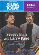 Sergey Brin and Larry Page 0 9780761352211 076135221X